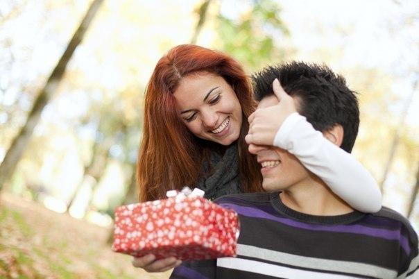 cadeau à son partenaire